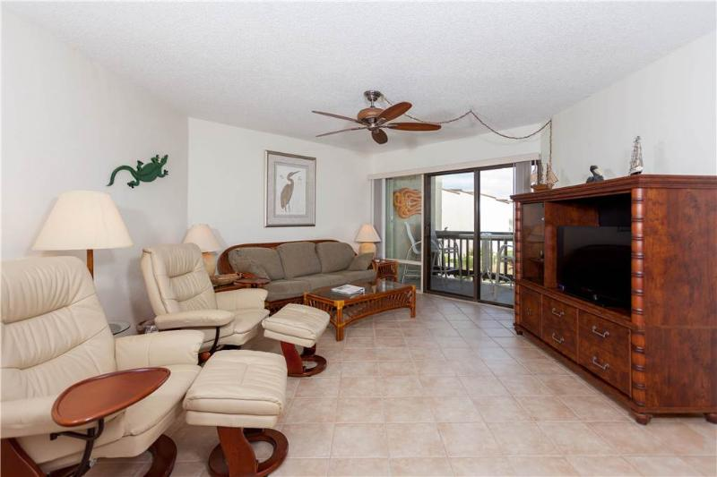 Island House E 225, 2 Bedrooms, Ocean View, Pool, Tennis, WiFi, Sleeps 4 - Image 1 - Saint Augustine - rentals
