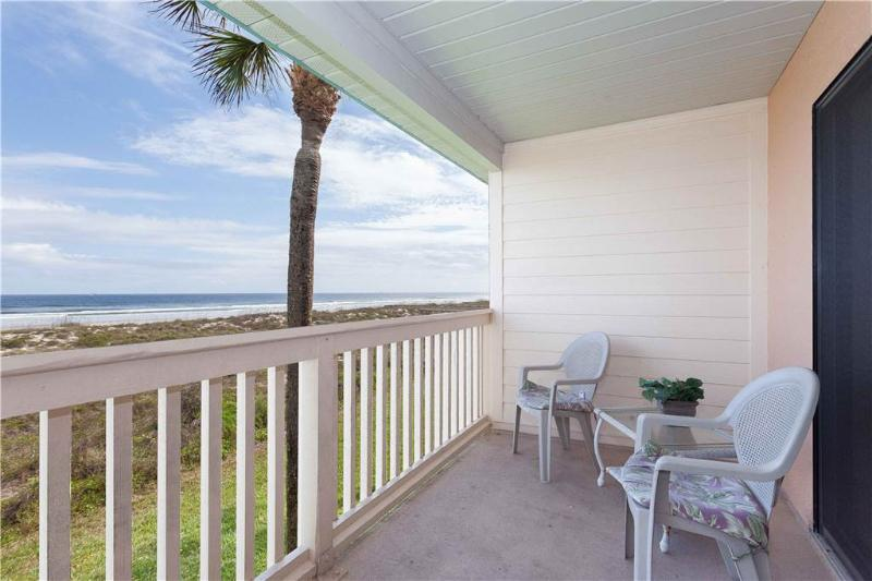 Sea Haven 216, 2 Bedrooms, Ocean Front, Pool, WiFi, Sleeps 6 - Image 1 - Saint Augustine - rentals