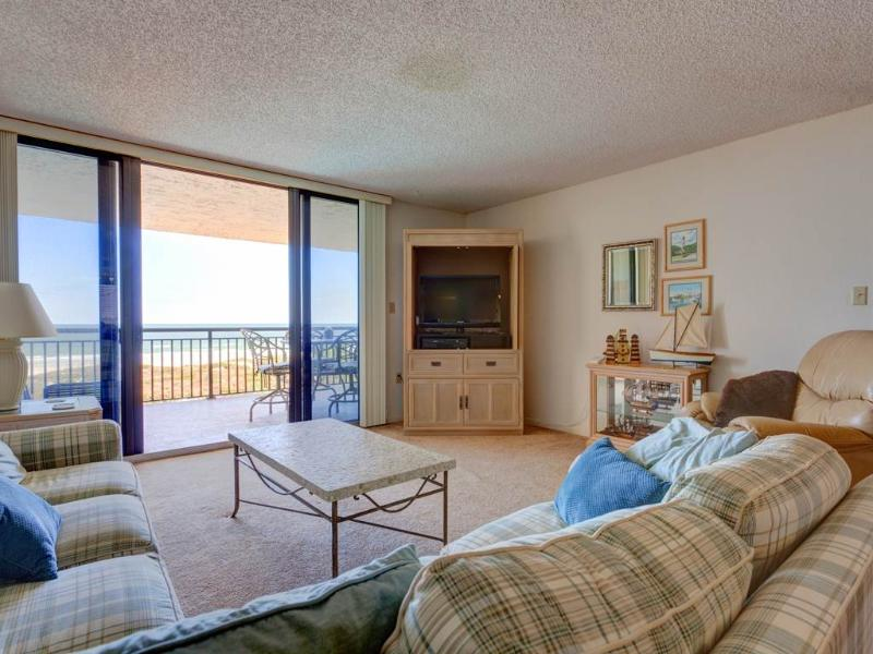 Barefoot Trace 309, 2 Bedrooms, Ocean Front, Pool, WiFi, Sleeps 7 - Image 1 - Saint Augustine - rentals
