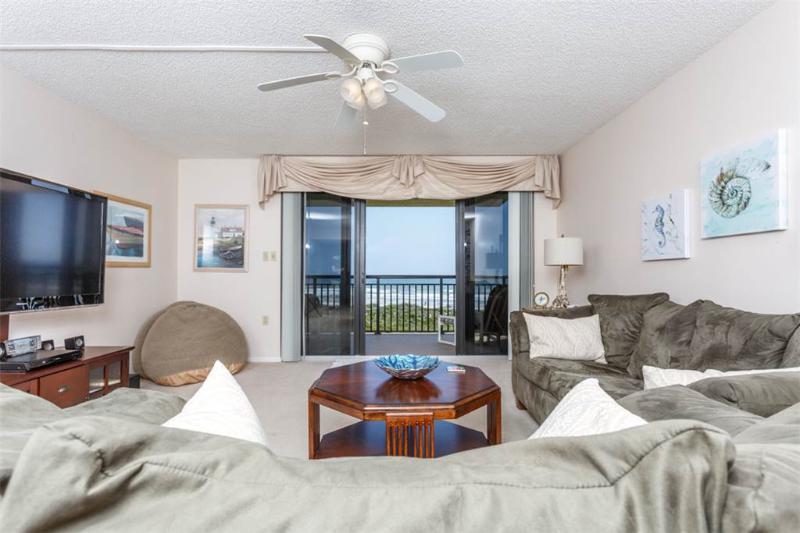 Barefoot Trace 315, 2 Bedrooms, Ocean Front, Pool, WiFi, Sleeps 6 - Image 1 - Saint Augustine Beach - rentals