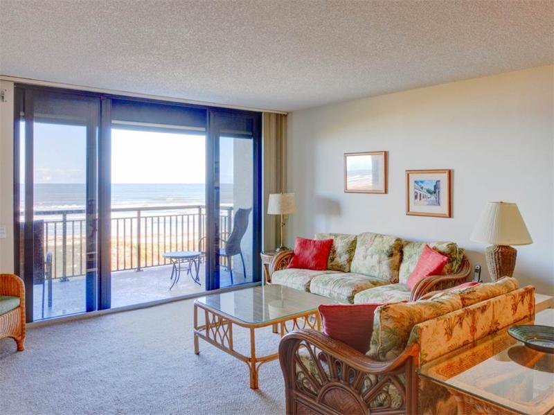 Barefoot Trace 415, 2 Bedrooms, Ocean Front, Pool, WiFi, Sleeps 6 - Image 1 - Saint Augustine - rentals
