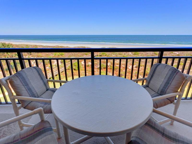 Barefoot Trace 414, 4th floor, luxury condo, hdtv, elevator, pool - Image 1 - Saint Augustine - rentals