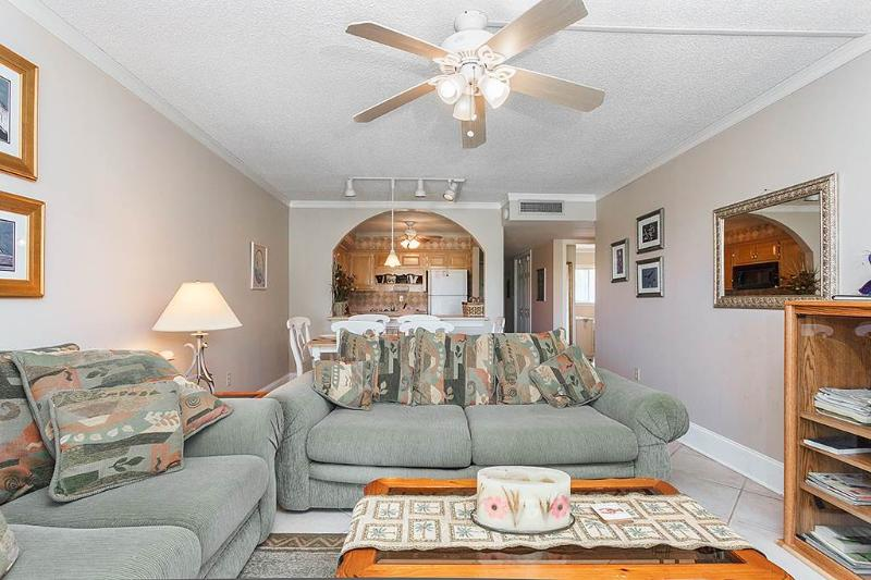 Pelican Inlet C 216, 2 Bedrooms, Pool, Tennis, Boat Dock, Sleeps 6 - Image 1 - Saint Augustine - rentals