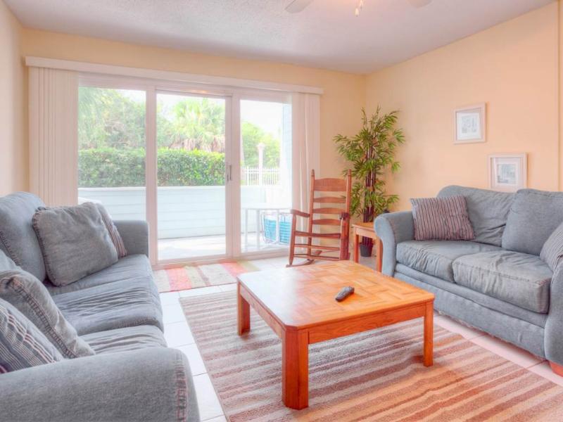 Quail Hollow A8-4D, 2 Bedrooms, Pool, Tennis, WiFi, Sleeps 6 - Image 1 - Saint Augustine - rentals