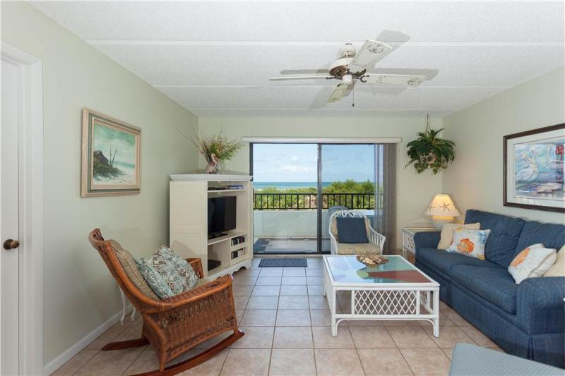 Windjammer 107, Ocean Front, 2 Bedrooms, Pool, Elevator, Sleeps 4 - Image 1 - Saint Augustine - rentals