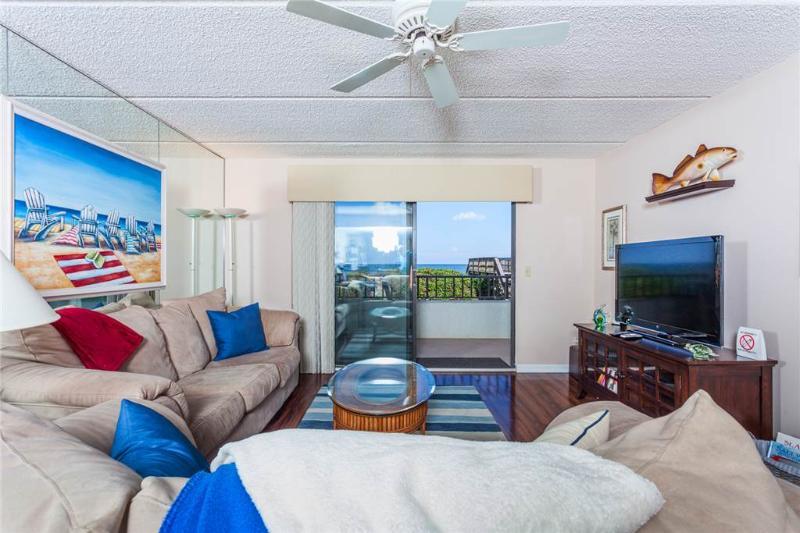 Windjammer 110, 2 Bedrooms, Ocean Front, Pool, Elevator, Sleeps 6 - Image 1 - Saint Augustine - rentals