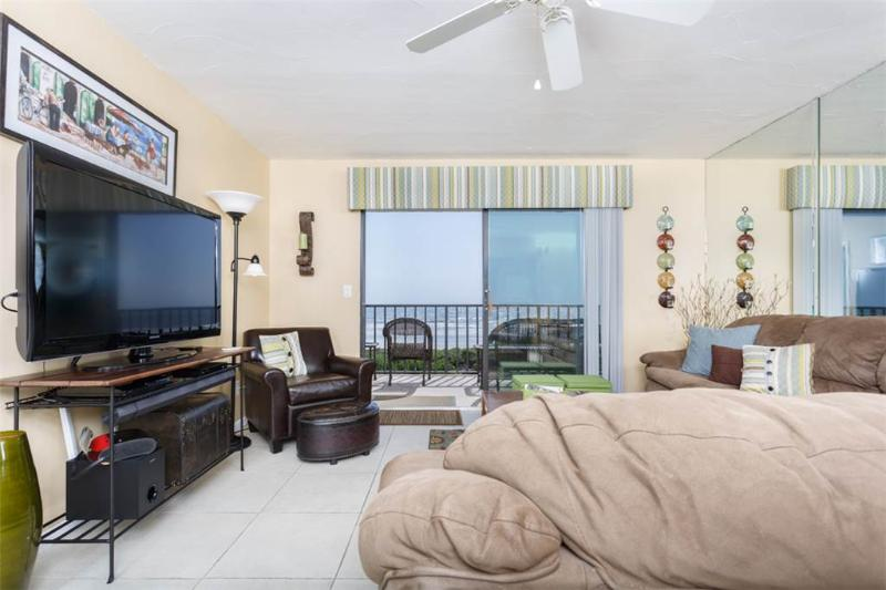Windjammer 207 Luxury Beach Front, Newly Updated, Elevator, HDTV, - Image 1 - Saint Augustine - rentals