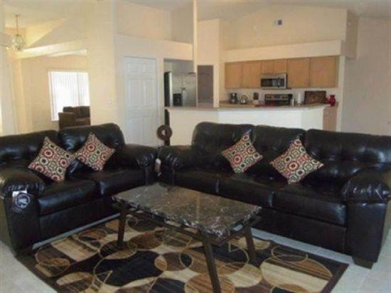 Beautiful 5 Bedroom 3 Bathroom Pool Home in Sunridge Woods. 712SWB - Image 1 - Kissimmee - rentals