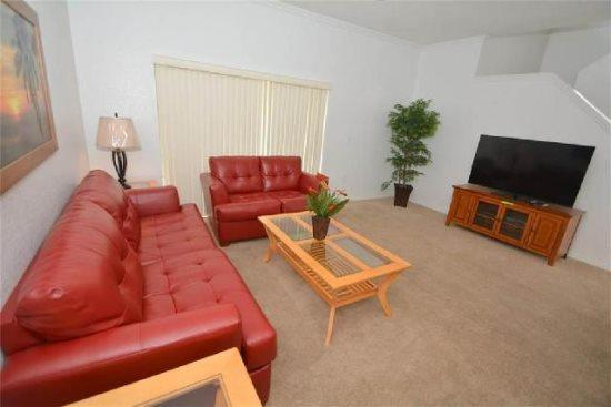 Modern 4 Bedroom 3.5 Bathroom Town Home in Regal Palms. 156MA - Image 1 - Kissimmee - rentals