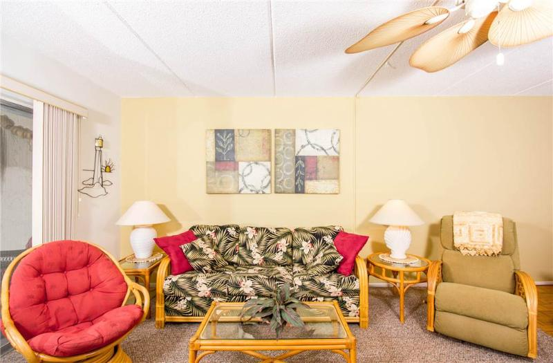 Four Winds G2, 2 pools, brand new King Bed, HDTV, Wifi - Image 1 - Saint Augustine - rentals