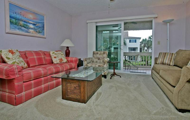 Four Winds H7, 2 Bedrooms, 2 Heated Pools, Tennis, Sleeps 6 - Image 1 - Saint Augustine - rentals