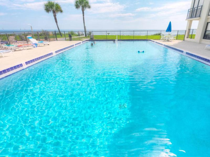 Sand Dollar III 102, 3 Bedrooms, Ocean Front, Pool, WiFi, Sleeps 6 - Image 1 - Saint Augustine - rentals