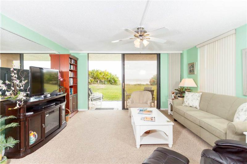 Sand Dollar I 108, 3 Bedrooms, Ocean Front, Pool,  WiFi, Sleeps 6 - Image 1 - Saint Augustine - rentals