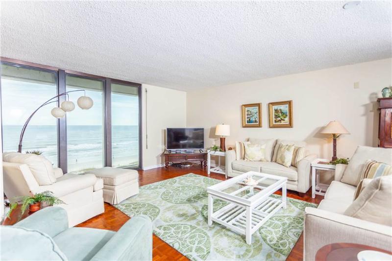 Sand Dollar I 502,  4 Bedrooms, Ocean Front, Sleeps 8 - Image 1 - Saint Augustine - rentals