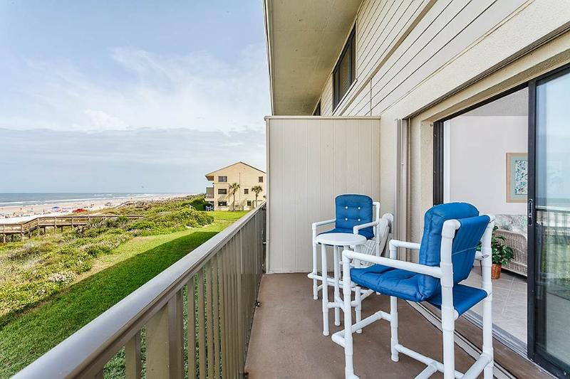 Summerhouse 102, 2 Bedrooms, Ocean Front, Corner Unit, Pool, Sleeps 5 - Image 1 - Saint Augustine - rentals