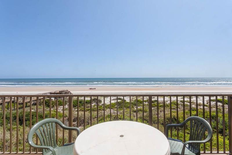 Summerhouse 162, Ocean Front, Updated, 4 pools, tennis, gym - Image 1 - Saint Augustine - rentals