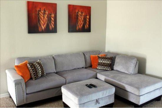 4 Bedroom 3 Bathroom Pool Home in Calabay Park. 126SL - Image 1 - Orlando - rentals