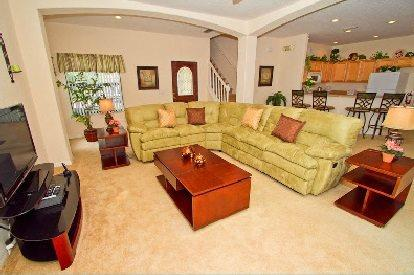 Remodeled 4 Bedroom 2.5 Bath Pool Home in High Grove. 118SPW - Image 1 - Kissimmee - rentals