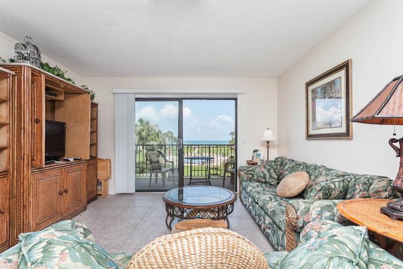 SummerHouse 233 Oceanview condo rental , 4 heated pools, Wifi - Image 1 - Saint Augustine - rentals