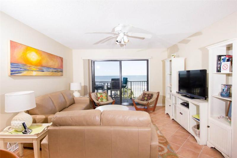 Summerhouse 459, 2 Bedrooms, Ocean Front, 4 Heated Pools, WiFi, Sleeps 6 - Image 1 - Saint Augustine - rentals