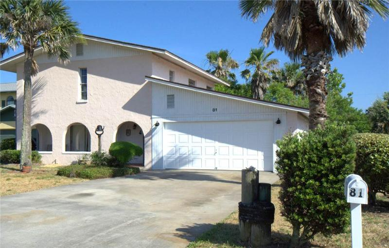 Seaside Cottage, sleeps 6 - Image 1 - Saint Augustine - rentals