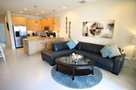 Sparkling 3 Bedroom 3 Bath Townhome with Splash Pool. 1509SA - Image 1 - Kissimmee - rentals