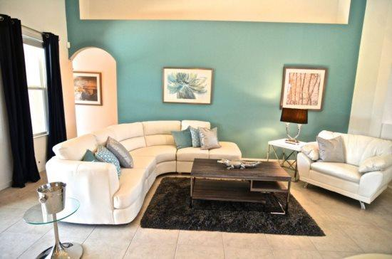True Luxury 4 Bedroom 3 Bathroom Pool Home in Solterra Resort. 4019OL - Image 1 - Kissimmee - rentals