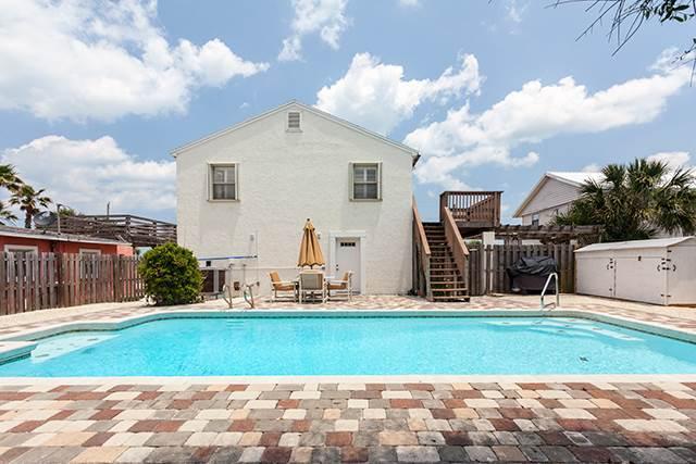 Bohemian, 3 Bedrooms, Ocean View, Private Pool, Sleeps 6 - Image 1 - Saint Augustine - rentals