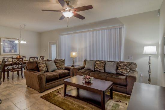 Gorgeous 4 Bedroom 3.5 Bathroom Townhome in Windsor at Westside. 2050RD - Image 1 - Orlando - rentals