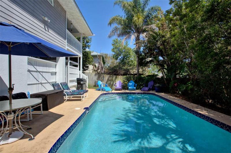 Chiquita's Sun, 4 Bedrooms, Private Pool, Wireless Internet, Sleeps 14 - Image 1 - Saint Augustine - rentals