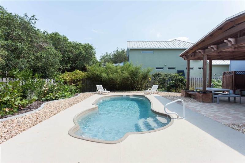 Fan-ta-sea Beach House, 4 Bedrooms, Private Salt Water Pool, Sleeps 9 - Image 1 - Saint Augustine - rentals