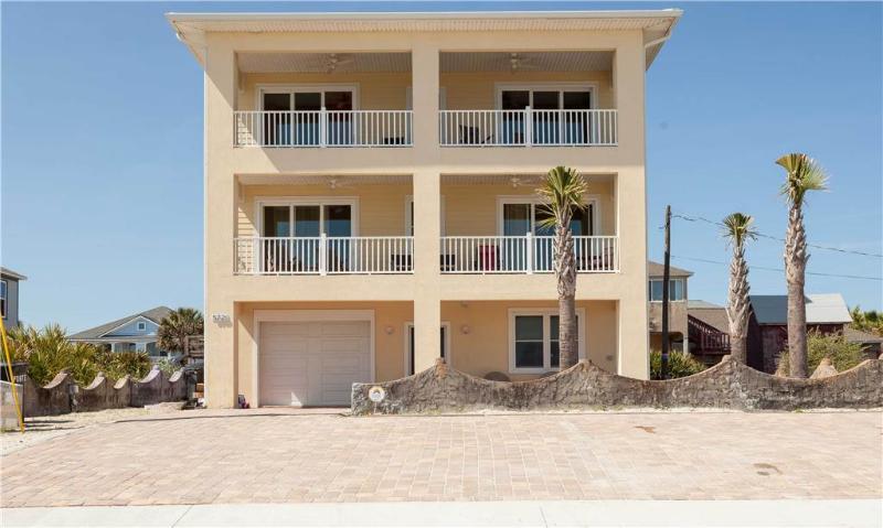 Gloria Beach House, 5 Bedrooms, Deluxe, Beach Front - Image 1 - Saint Augustine - rentals