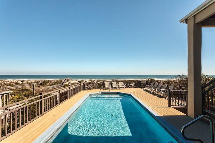 Rainbow Cay, 4 Bedroom, Ocean Front, Private Pool, WiFi, Sleeps 10 - Image 1 - Saint Augustine - rentals