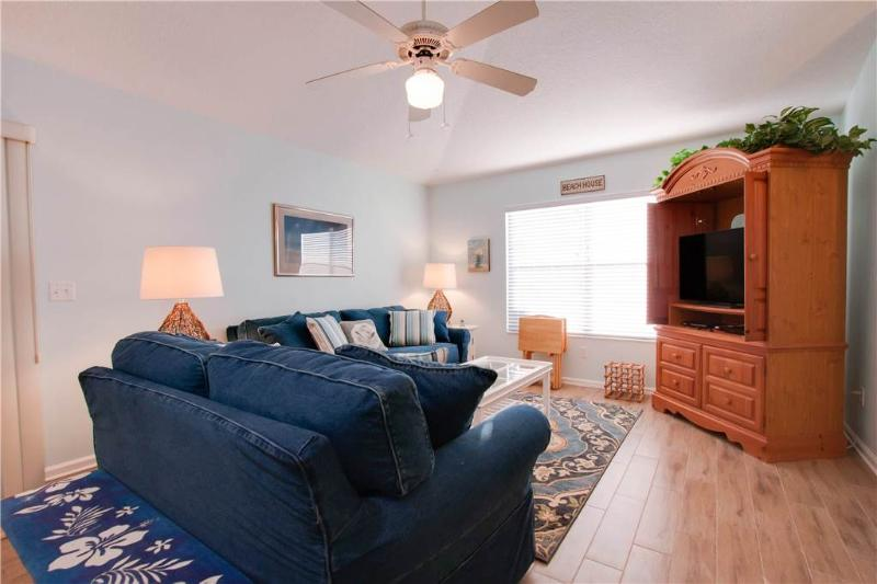 Bikini Bottom, 2 Bedroom, Crescent Beach, Walk to the beach, WiFi, Sleeps 6 - Image 1 - Saint Augustine - rentals