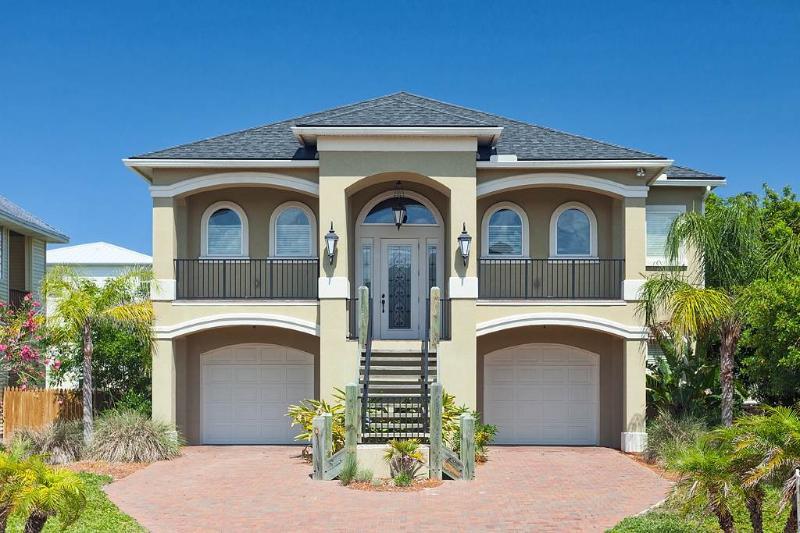Coastal Karma, 4 Bedrooms, Luxury, Private Pool, HDTV, WiFi, Sleeps 10 - Image 1 - Saint Augustine - rentals