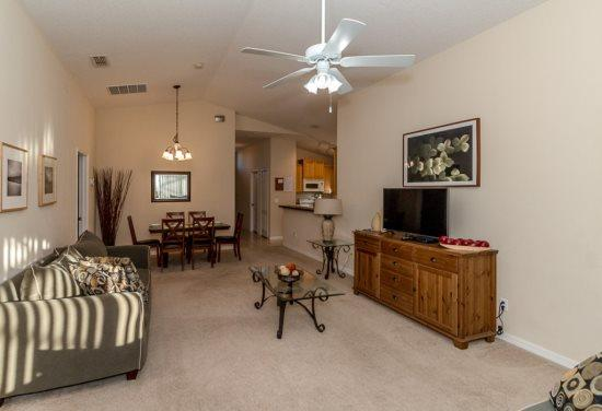 4 Bedroom 3 Bath Pool Home in Sandy Ridge. 756SJW - Image 1 - Kissimmee - rentals