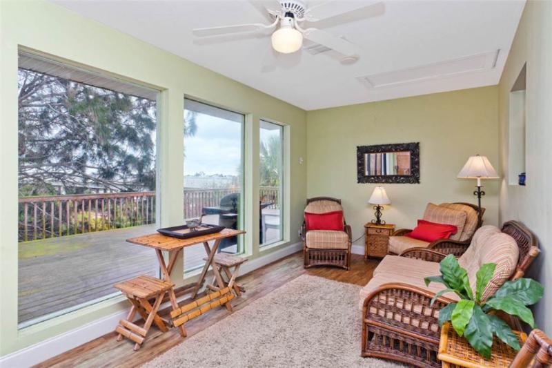 Mad Lar Beach House, 4 Bedrooms, Ocean View, WiFi, Sleeps 12 - Image 1 - Saint Augustine - rentals