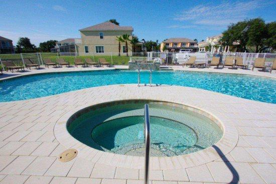 3 Bedroom 3 Bath Townhome with Pool in Serenity at Dream Resort. 1503RCD - Image 1 - Kissimmee - rentals