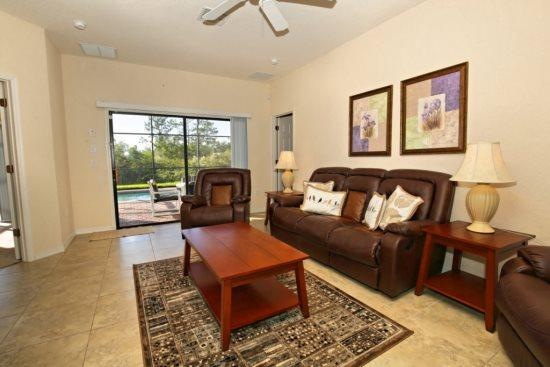 4 Bedroom Pool Home in High Grove with Games Room. 16600CBW - Image 1 - Kissimmee - rentals