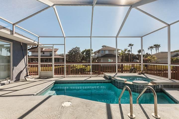 Turtle Paradise, 4 Bedroom, Private Pool, Pet Friendly, Sleeps 8 - Image 1 - Saint Augustine - rentals