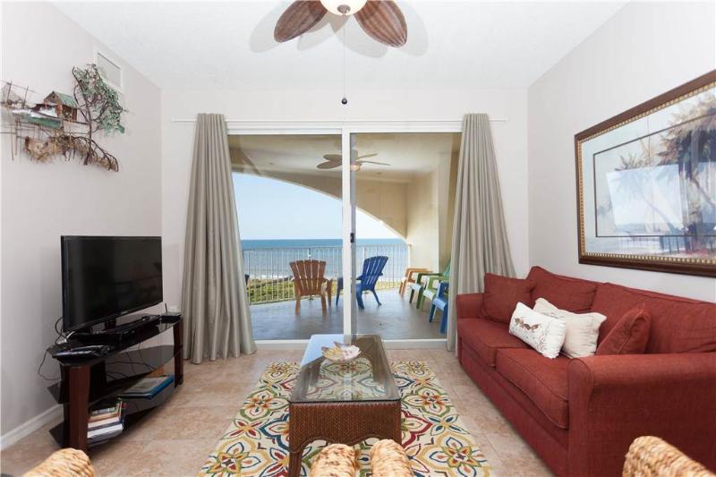 Surf Club I 1605, 2 Bedrooms, Ocean Front, 6th Floor, Pool, WiFi, Sleeps 6 - Image 1 - Palm Coast - rentals