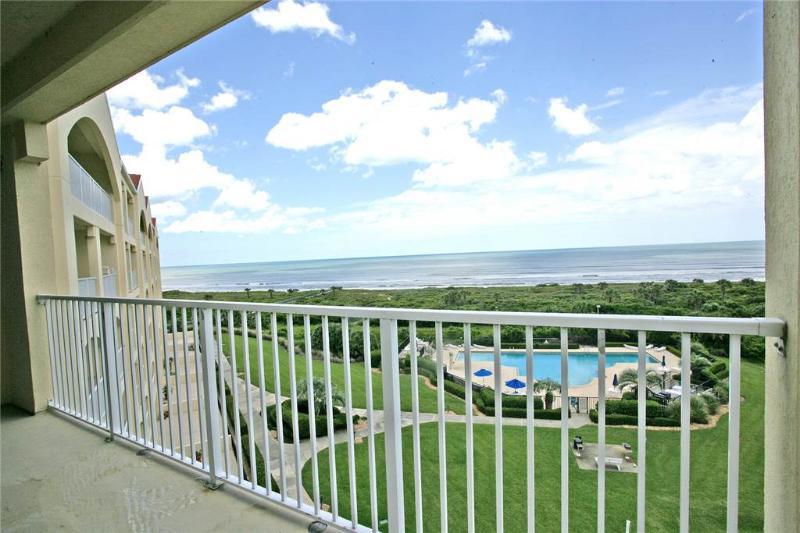 Surf Club I 2508, 2 Bedrooms, Ocean Front, 5th Floor, Pool, WiFi, Sleeps 6 - Image 1 - Palm Coast - rentals