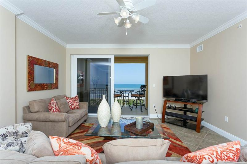 Surf Club III 515, 3 Bedrooms, Ocean Front, 5th Floor, Pool, WiFi, Sleeps 6 - Image 1 - Palm Coast - rentals