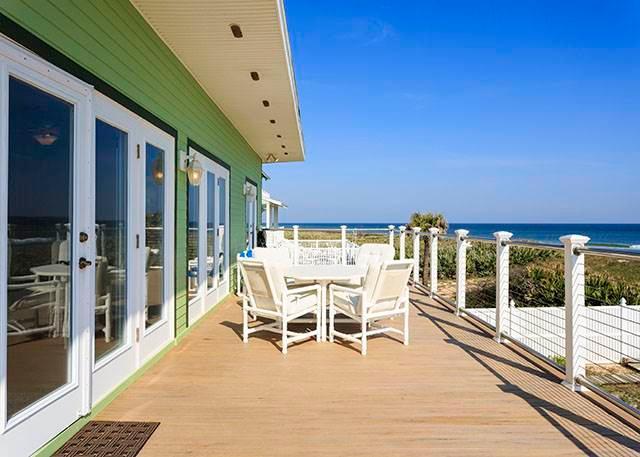 Stairway to Heaven Upper, 2 Bedrooms, Ocean Front, WiFi, Sleeps 6 - Image 1 - Palm Coast - rentals
