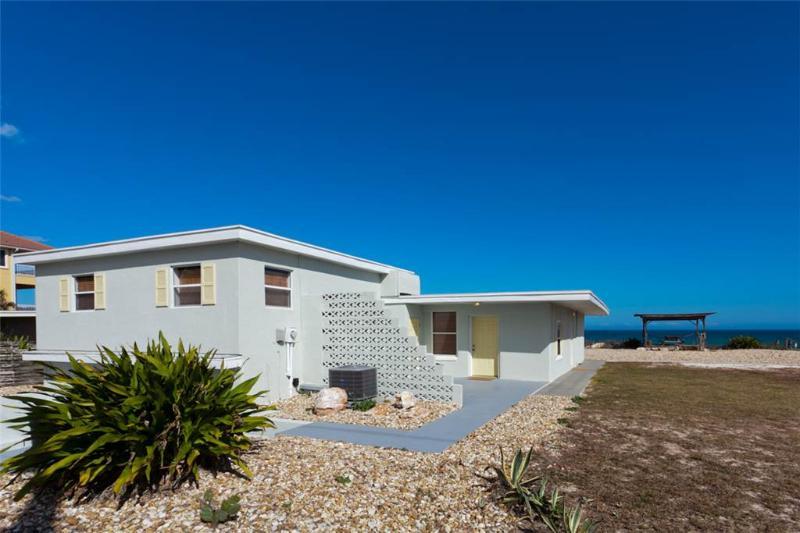 Sunshine House, 3 Bedrooms, Ocean Front, Pet Friendly, WiFi, Sleeps 8 - Image 1 - Flagler Beach - rentals