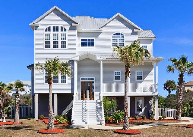 Sweet Dreams, 6 Bedrooms, Elevator, Private Pool, Sleeps 14 - Image 1 - Flagler Beach - rentals