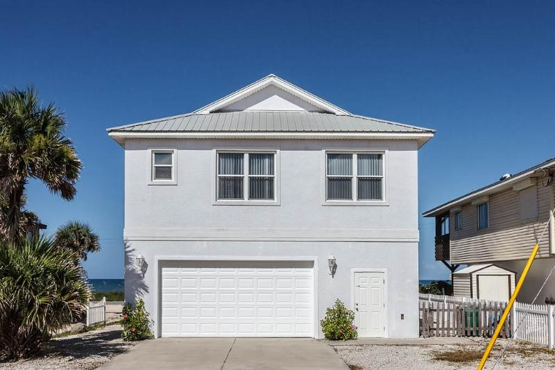 Water's Edge, 4 Bedrooms, Ocean Front, WiFi, Sleeps 10 - Image 1 - Flagler Beach - rentals