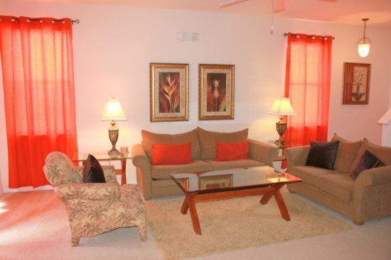 Sandy Ridge 4 Bed 3 Bath Pool and Spa Home. 411BJW - Image 1 - Orlando - rentals