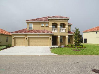 6 Bedroom Pool Home In Solterra Sleeps 14. 4164OD - Image 1 - Kissimmee - rentals