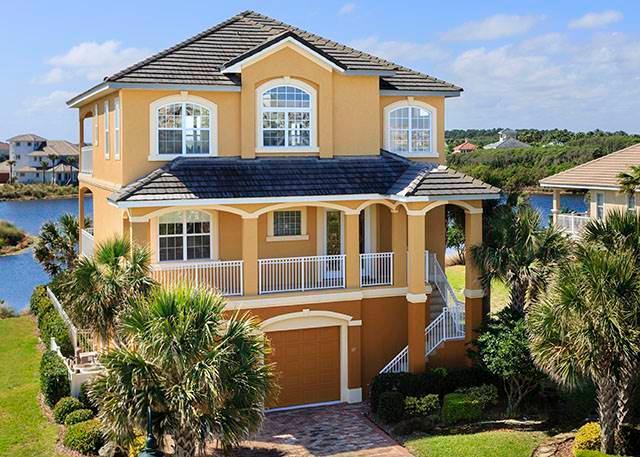 Bermuda Bay, 3 Bedrooms, Cinnamon Beach, Private Pool, Elevator, Sleeps 6 - Image 1 - Palm Coast - rentals
